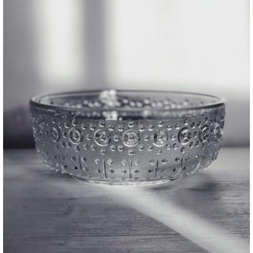 mísa z lisovaného skla