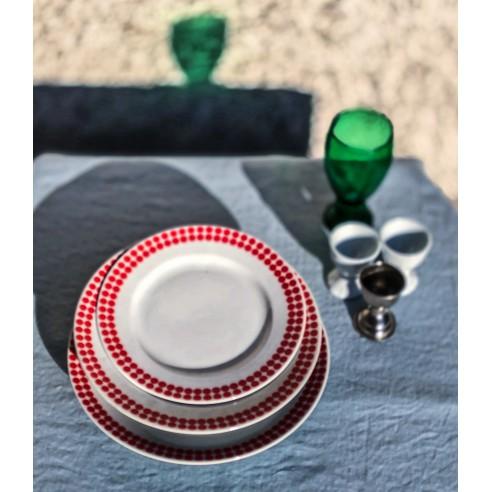 porcelánové talíře Athos