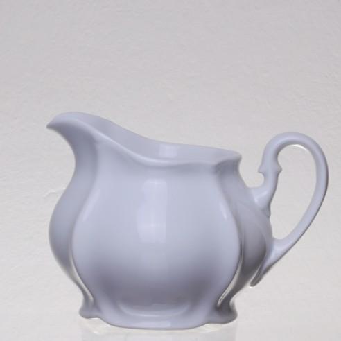 mléčenka bílá porcelán