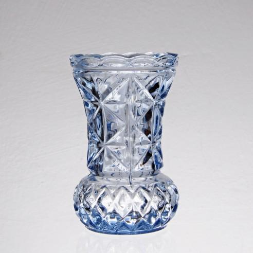 váza malá skleněná