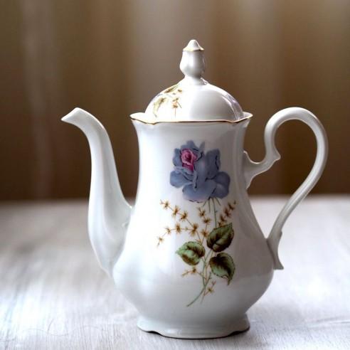 konvice porcelánová